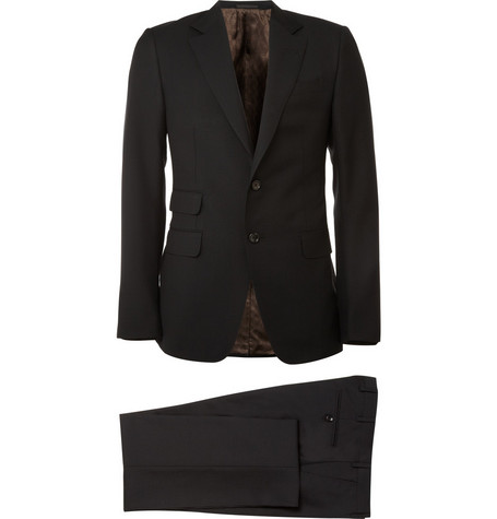 Gucci Slim-Fit Wool-Blend Suit