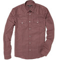 Gucci - Plaid Shirt with Chest Pockets