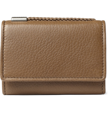 Gucci Deerskin Leather Wallet