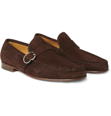Gucci Classic Leather Loafers