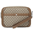 Gucci Diamond Patterned Travel Bag