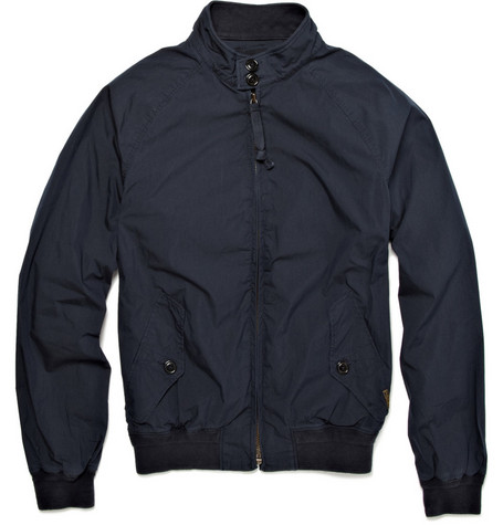 Polo Ralph Lauren Cotton Baracuta Jacket
