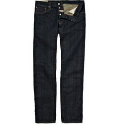 Polo Ralph Lauren Slim Straight Dark Rinse Jeans