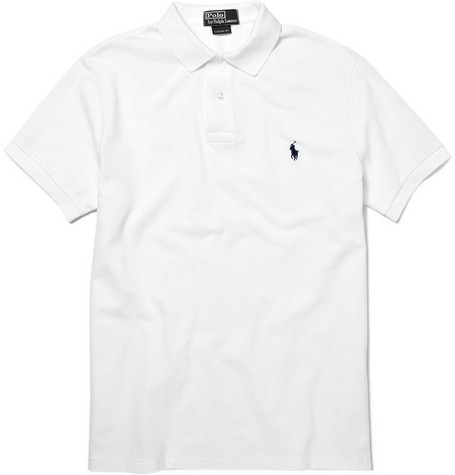 Polo Ralph Lauren Custom-Fit Cotton-Piqué Polo Shirt