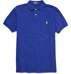 Polo Ralph Lauren Custom Fit Pique Polo Shirt
