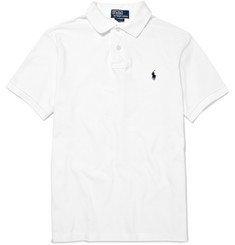 Polo Ralph Lauren Slim Fit Pique Polo Shirt