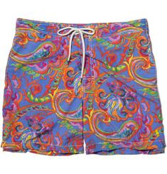 Polo Ralph Lauren Paisley Patterned Swim Shorts
