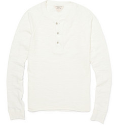 Rag & bone Raglan Sleeve Henley Top