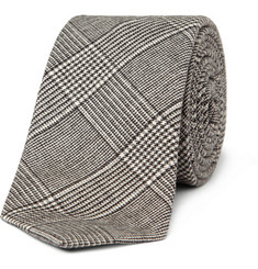 Black Fleece Prince of Wales Check Tie