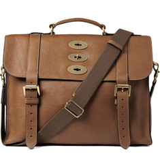 Mulberry Ted Leather Satchel