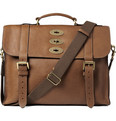 Mulberry - Ted Convertible Leather Messenger Bag