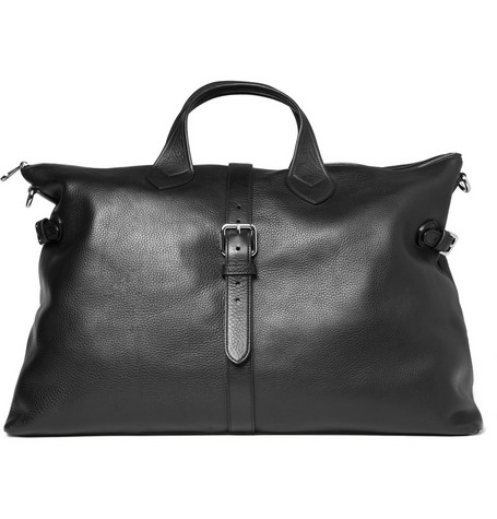 Mulberry Albert Leather Holdall Bag