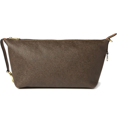 Mulberry Large Scotchgrain Wash Bag