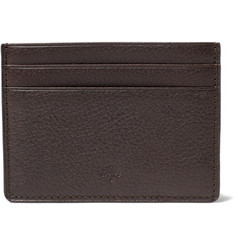 Mulberry Leather Credit Card Holder