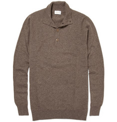 Brioni Cashmere Roll Neck Sweater