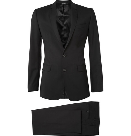 Dolce & Gabbana Martini Stretch-Wool Suit