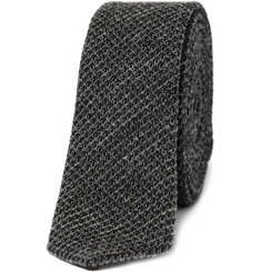Dolce & Gabbana Narrow Knitted Tie