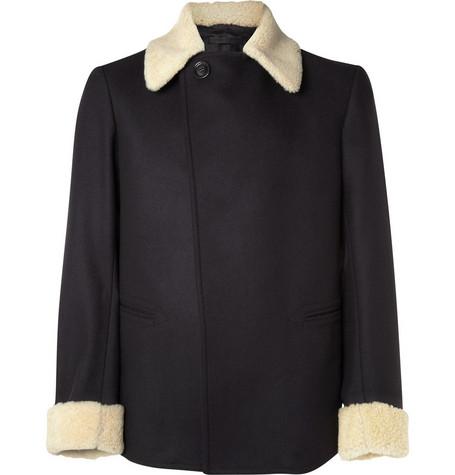Alexander McQueenCashmere-Blend Coat