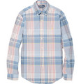 Polo Ralph Lauren Madras Cotton Shirt