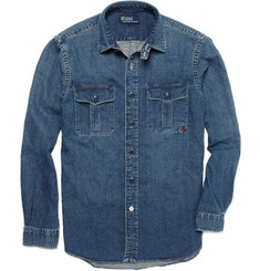 Polo Ralph Lauren Custom Fit Denim Ranger Shirt