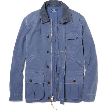 Polo Ralph Lauren Shelter Canvas Jacket