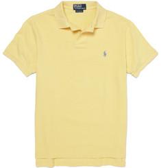Polo Ralph Lauren Custom Fit Pique Polo Shirt