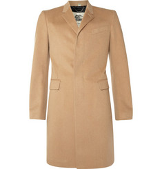 Burberry London Gadsbury Wool Coat