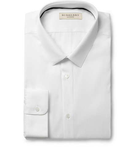 Burberry London Slim-Fit Cotton Shirt
