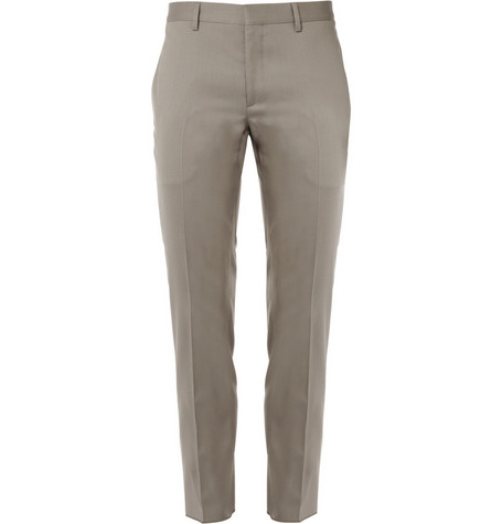 Burberry London Slim Fit Trousers