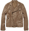 Bottega Veneta - Leather Biker Jacket