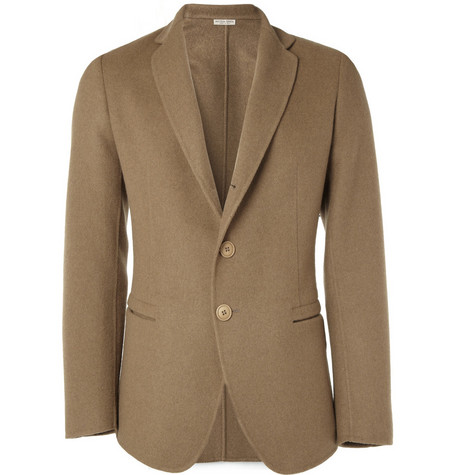 Bottega Veneta Two Button Cashmere Blazer