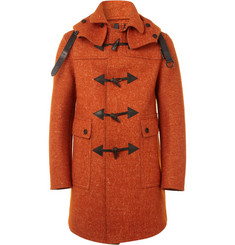 Burberry Prorsum Felt Duffle Coat