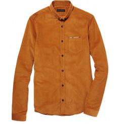 Burberry Prorsum Corduroy Shirt