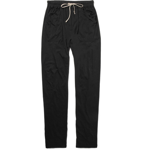 DRKSHDW by Rick Owens Cotton Sweatpants