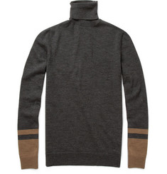 Gucci Classic Wool Roll Neck Sweater