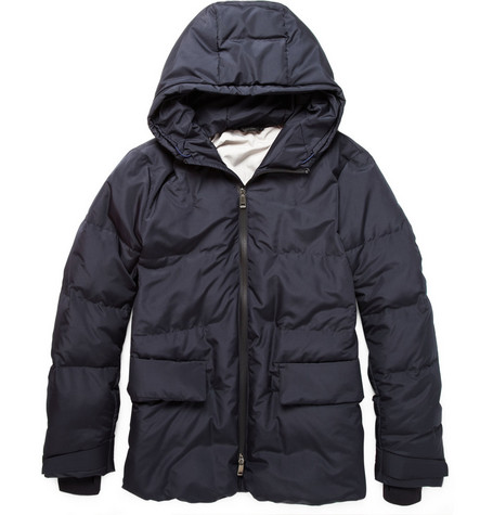 Jil Sander Down Quilted Water Repellent Jacket