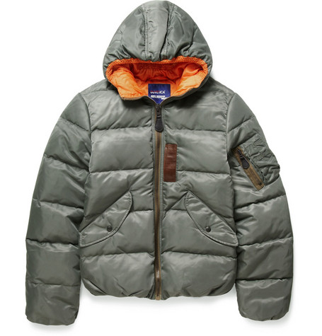 Junya Watanabe Padded Down Filled Jacket