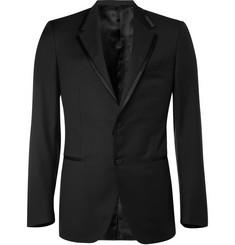 Lanvin Raw-Edged Wool Jacket