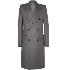 Maison Martin Margiela Double-Breasted Wool Coat