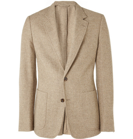 Maison Martin Margiela Unlined Patch Pocket Blazer
