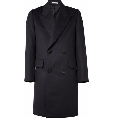 Paul Smith Oversized Double-Breasted Wool Coat