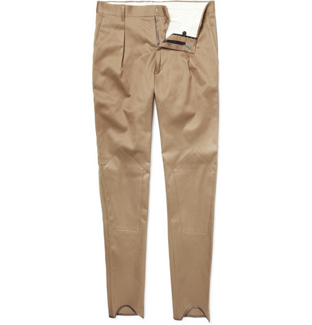Paul Smith Pleated Biker Chinos