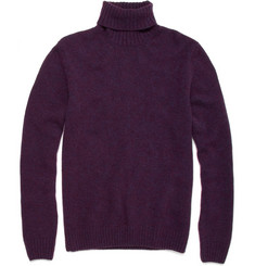 Etro Cashmere Roll Neck Sweater