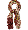 Etro - Lightweight Patterned Scarf