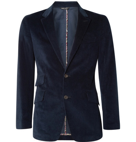 Paul Smith London Slim Fit Corduroy Blazer