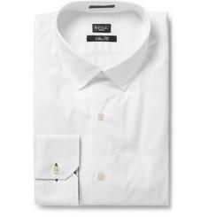 Paul Smith London White Striped Cuff Shirt