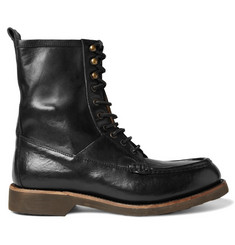 Ralph Lauren Shoes & Accessories Classic Leather Boots
