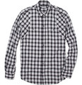 Dolce & Gabbana Check Cotton Shirt