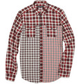 Dolce & Gabbana Multi-Check Cotton Shirt