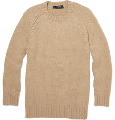 Givenchy Chunky Knit Wool Sweater
